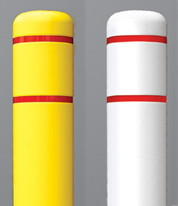Bollard Covers - Flat Top