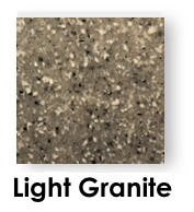 Light Granite Color Swatch