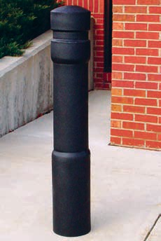 "Architectural 6"" Bollard Cover - Parking Posts"