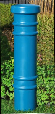 "Metro 6"" Bollard Cover - Parking Posts"
