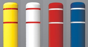 Flat Top Bollard Cover - Parking Posts